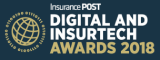 4 - Insurance Post Digital And Insurtech Awards 2018